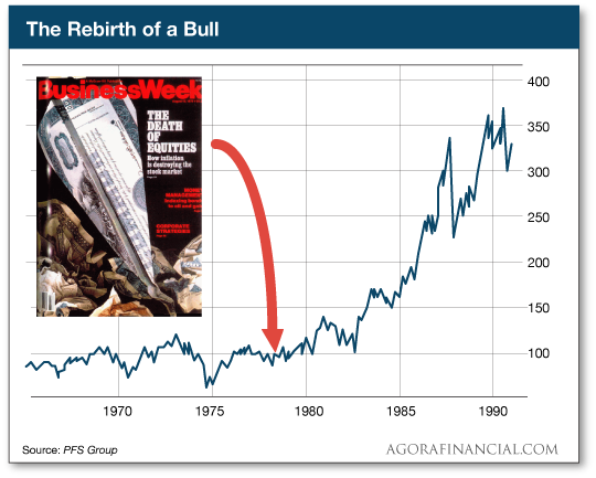 The Rebirth of a Bull