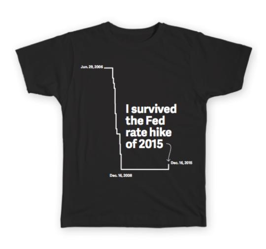 Fed Rate Hike Shirt