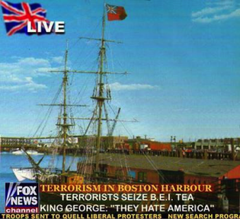 Terrorism in Boston Harbor