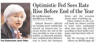 Fed Story