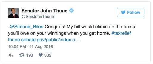 John Thune