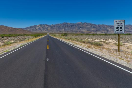 Description: Image result for speed sign on desert highway