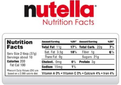 Description: nutella-label.jpg