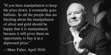 Marc Faber quote