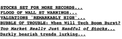 Drudge Report Headlines