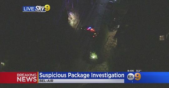 Suspicious Package Investigation