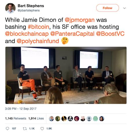 Bart Stephens Tweet