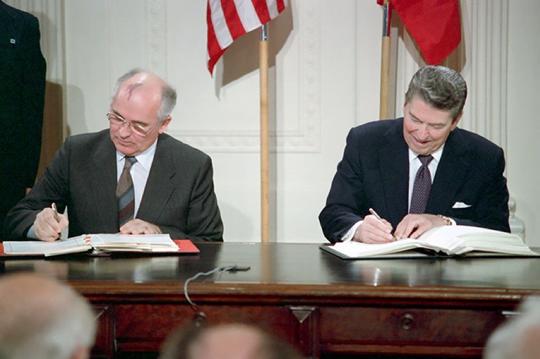 Reagan Treaty