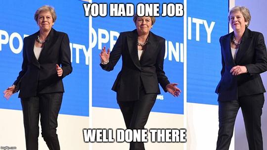 One Job Meme
