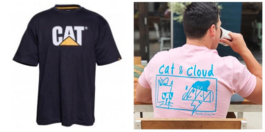 Similar CAT T-Shirts
