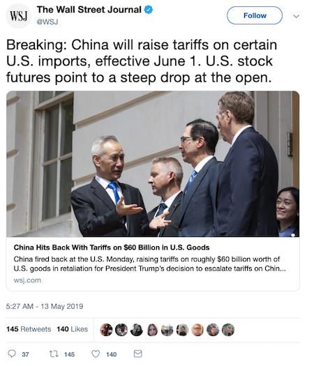 China tarrifs
