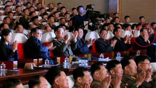 North Korea Meeting