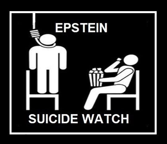 Epstein Suicide Watch