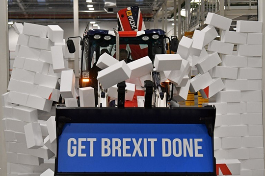 Brexit Done