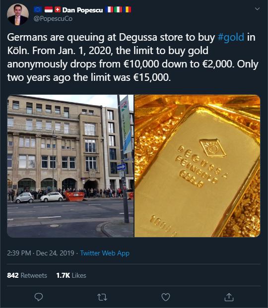 Dan Popescu Tweet