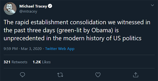 Michael Tracey