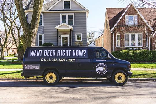 Beer Van