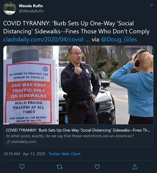 COVID Tyranny